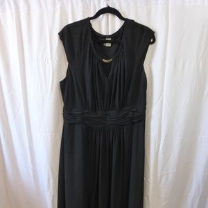 Jones New York Black Dress 18W